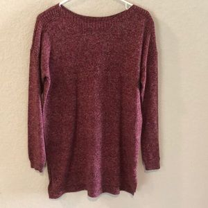 Cute Maroon Sweater